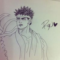 With Love from Ryu by cromArt