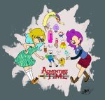 Pebble and Piccadilly Adventure Time by mlatimerridley