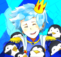 Why can't i hold all these penguins by cremena