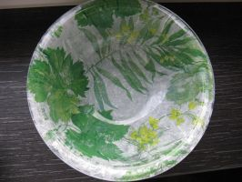 Decoupage bowl 3 by CinnamonBlue