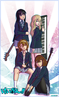 My Band!! by I-am-knot