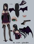 Lilith concept art by slowS2motion