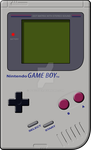 Game Boy Vector by DetectiveX