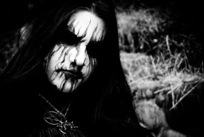 Black Metal III by ThunderKunst