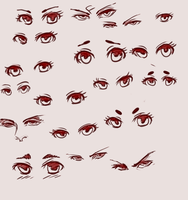 SUCH EYE MUCH POKE OWW by Koichi-Sama