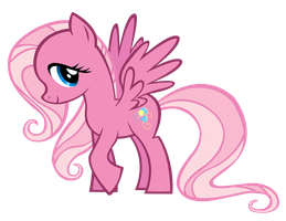 Pinkie Shy G3 vector by Durpy