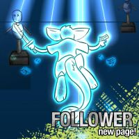 Follower page 21 by bugbyte