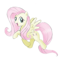 Fluttershy by fra-92