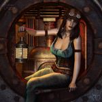Her Alcove by RavenMoonDesigns