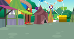 Theme Park by EvilFrenzy