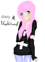 .:NEW OC:. by XxForgottenSecretsxX