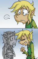 LoZ: MC- I Failed You... by DarkChocolateCandy