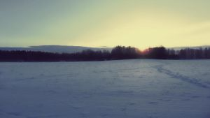 Winter afternoon by PhotoFrama