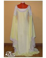 Arwen Coronation Gown Front by FaesFashions