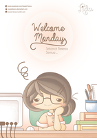 Welcome Monday by sweetterara