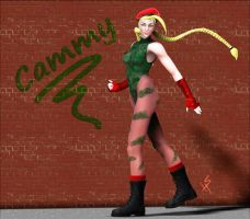 Cammy by Ark0413