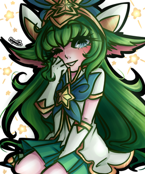 Star Guardian Lulu by Nyami-desu
