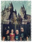 Hogwarts and its Students by enteringmymind