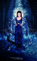 Lady of the Lake by Texas--flood