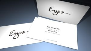 Enzo corporate card by Payaxo