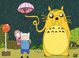 Totoro Time! by Goodslove