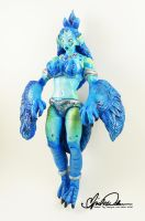World of Warcraft Harpy Figure by thatg33kgirl