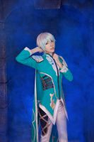 Tales of Zestiria by HelgAl