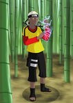 COM - A spark in the bamboo forest by ayameiris