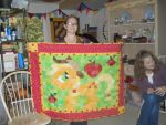 Applejack Quilt by jysalia