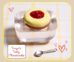 Cheesecake Charm by Tonya-TJPhotography