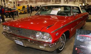 63 Ford Galaxy  500 XL by boogster11