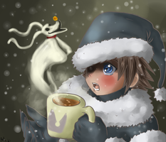 Hot Chocolate suprise by Pon3Splash