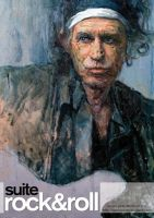 Keith Richards by rpintor