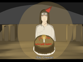Happy Birthday Neji-Kun by Lightening-Ninja
