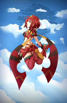 Pyra by shufie