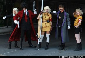 Hellsing Band paris Manga con by Accado