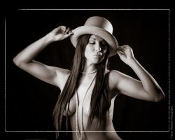 Top Hat by BrianMPhotography