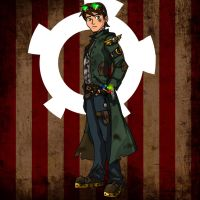 Steampunk Ben 10 by RandomDraggon