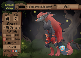 PKMNation: Falling Down The Moon by garbagekeeper
