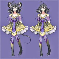 Pole star mouse girl offer: closed by VanileCream