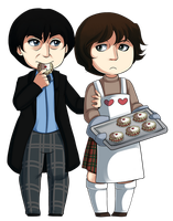 30 Day OTP 21: Cooking/Baking by Hokutochan15