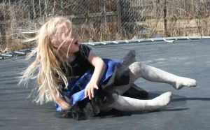 Blue Dress Lexi 59 by Falln-Stock