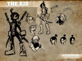 The Kid Concept 01 by msandborn