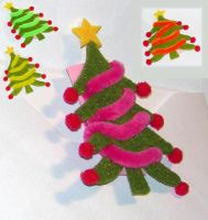 Gift Christmas trees by Creativeness