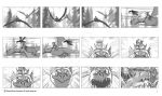 DRAGONS: RIDERS OF BERK STORYBOARDS by adventuresofp2