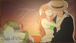You're mine! .:Luffy x Nami.LuNa:. by Smile-smiley