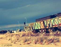 Train 37 by TanyaMarieReeves
