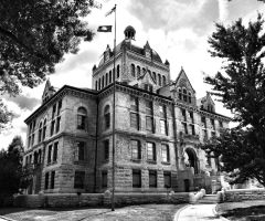 Old Lexington Courthouse by alimuse