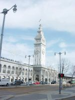 The Ferry Building by Arisingdrew