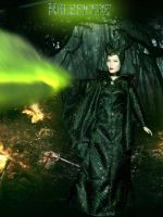 Maleficent Malefica by GustavoChoves